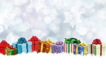 Bientôt Noël pour gérer cadeaux et repas